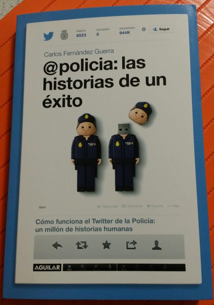 @Policia libro