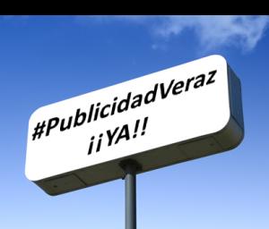 #PublicidadVeraz