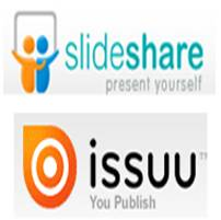 slideshare issuu