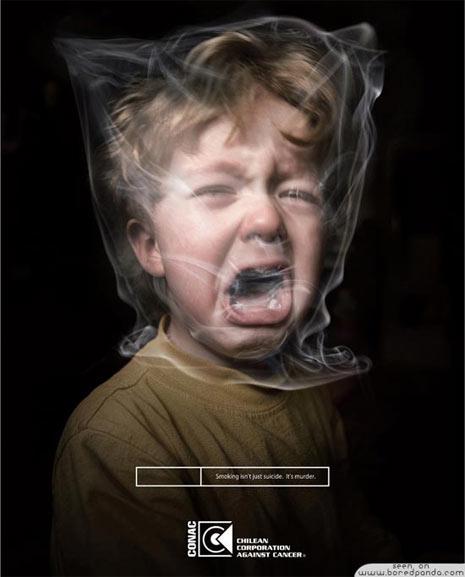 Publicidad antitabaco