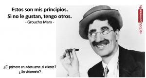 Groucho cliente