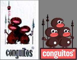 Conguitos Logo anterior
